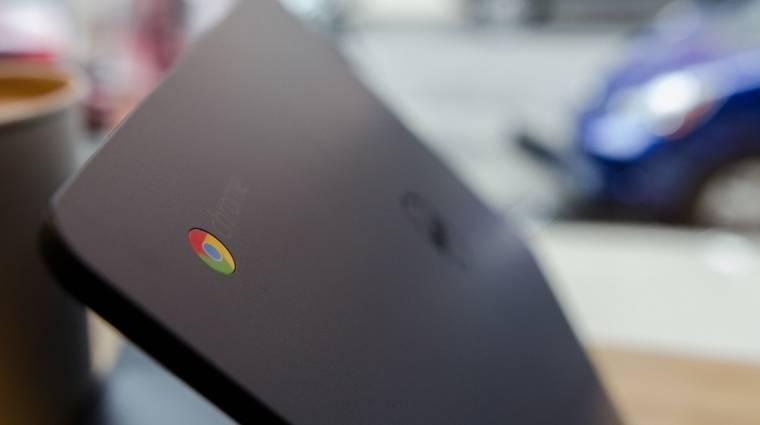 A Google-nek nagyon tetszik az M1, saját chipet gyártana a Chromebookokba kép