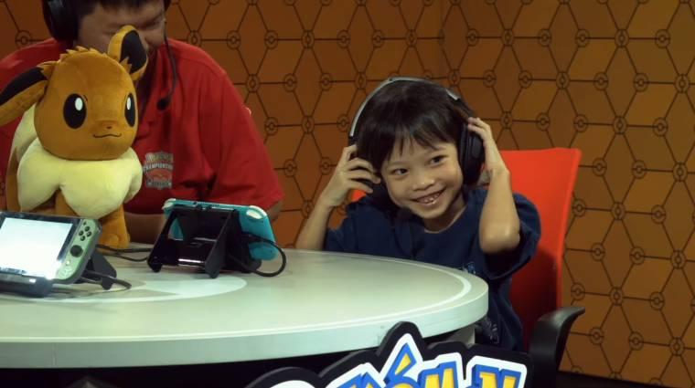 Nála jóval tapasztaltabb ellenfelét legyőzve lett Pokémon-bajnok egy hétéves kislány bevezetőkép