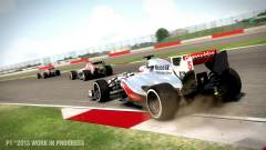 F1 2013 bemutató - részletek, képek és videók kép