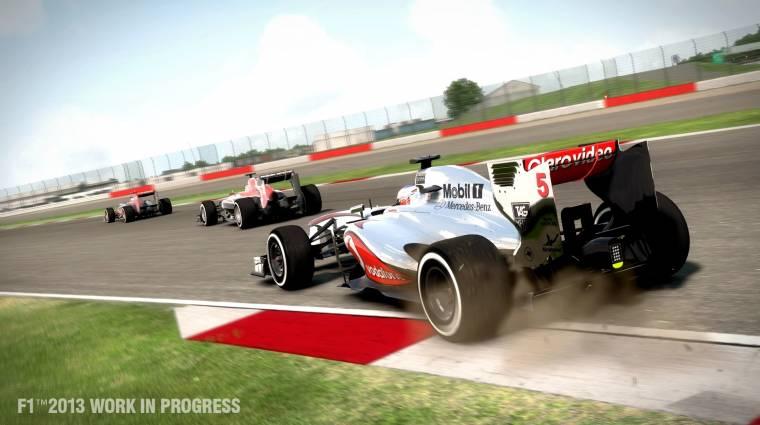 F1 2013 bemutató - részletek, képek és videók bevezetőkép