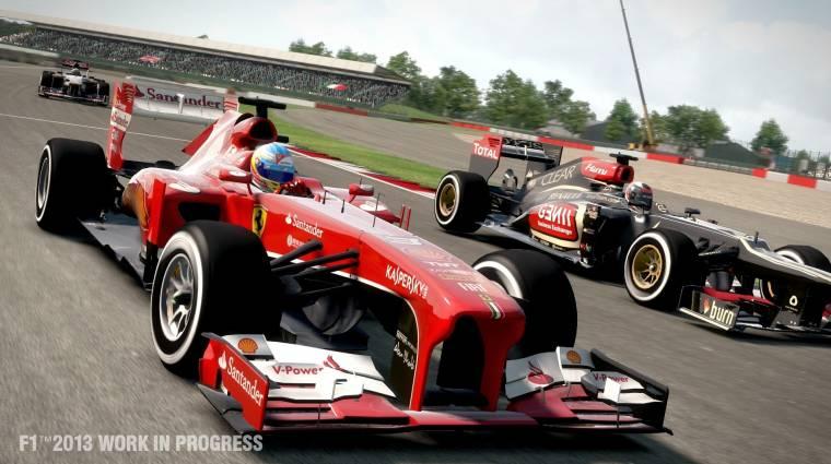 F1 2013 - nem lesz online pass bevezetőkép