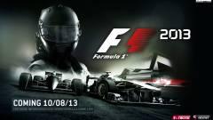 F1 2013 - Alonso a pályán (videó) kép