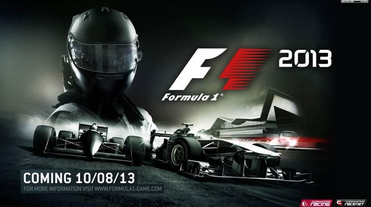 F1 2013 - Alonso a pályán (videó) bevezetőkép