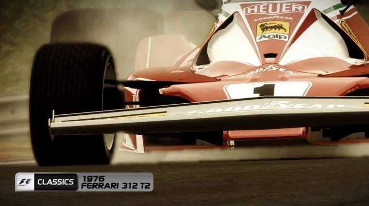 F1 2013 - Niki Lauda autójával bevezetőkép