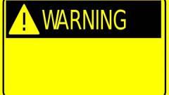 A felhasználók komolyan veszik a figyelmeztetéseket kép