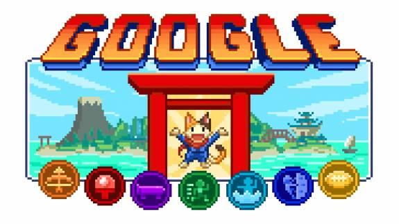 Cuki cicás játékot hozott a Google a tokiói olimpia alkalmából, bárki kipróbálhatja kép