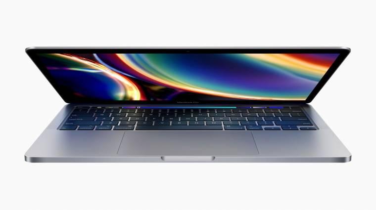 Az új 13 hüvelykes Apple MacBook Pro egy új korszak kezdete is kép