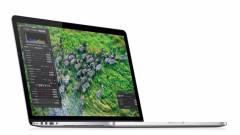 30 napon belül elavul az első Retina-kijelzős Apple MacBook Pro kép