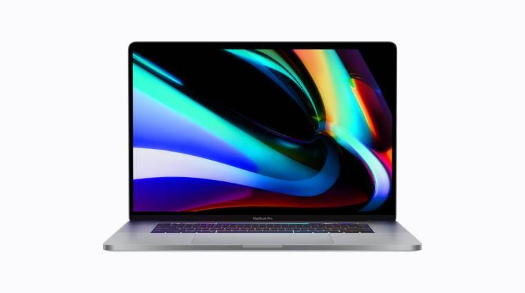 A 16 hüvelykes MacBook Pro már Radeon Pro 5600M GPU-val is kérhető kép