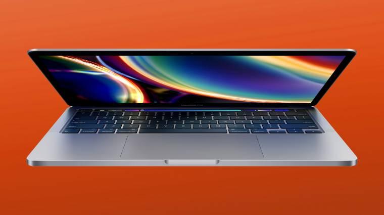 20 órás üzemidőt hozhat az új Apple MacBook kép