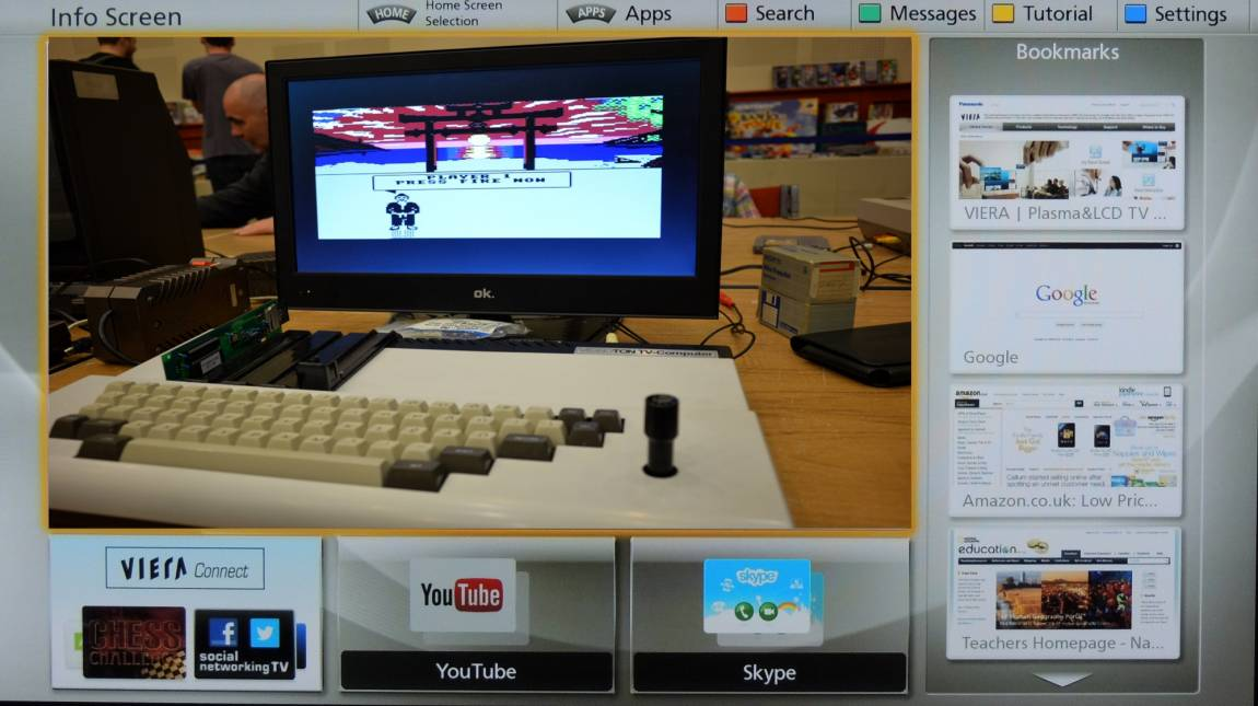 Rajztábla a nappaliba: Panasonic TX-P42ST60 teszt kép