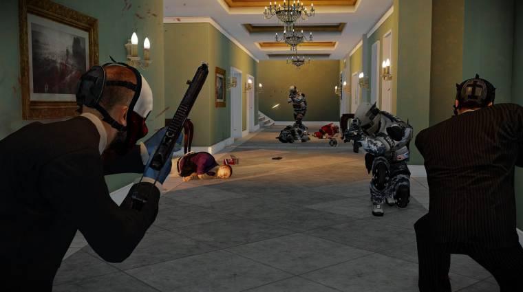 Payday 2 - Tony Montana is lehetsz az új DLC-ben bevezetőkép
