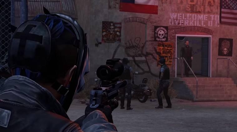 Payday 2 - ma érkezik az első új DLC bevezetőkép