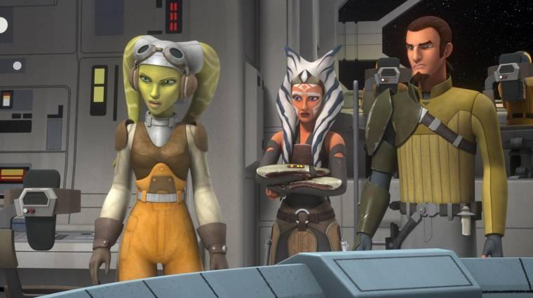 Star Wars - nem egy, hanem több tévésorozat is készül bevezetőkép