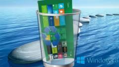 Windows 8, a problémajéghegy csúcsa kép