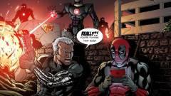 Deadpool és Kábel lesz az X-Force mozi élén kép