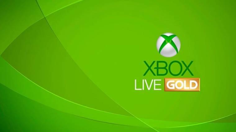 Ősszel megváltozik az Xbox Live Gold neve bevezetőkép