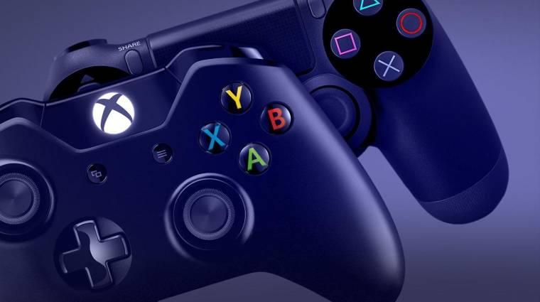 PlayStation 4 vs Xbox One - szeptemberben is a PS4 nyert  bevezetőkép