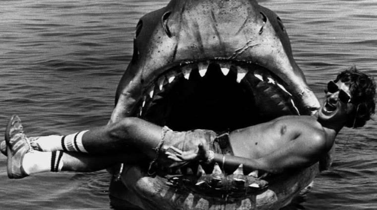 Spielbergnek határozott véleménye van a Cápa rebootról bevezetőkép