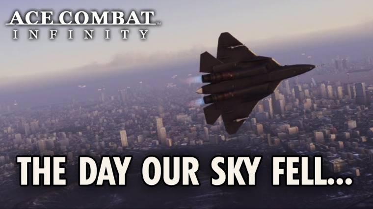 Ace Combat Infinity - egy repülés ingyen jöhet? bevezetőkép