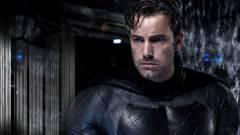 Ben Affleck egyetlen okból vállalta el Batman szerepét kép