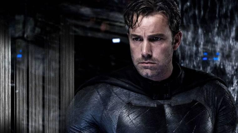 Ben Affleck egyetlen okból vállalta el Batman szerepét bevezetőkép