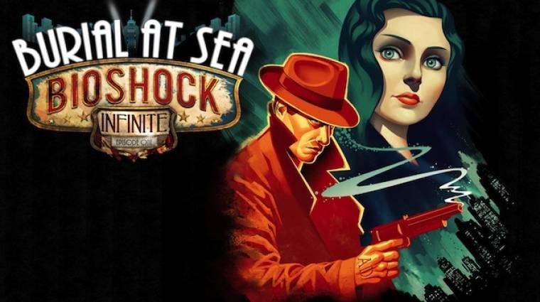 Bioshock Infinite: Burial at Sea Episode Two - akár hat órás játékidő bevezetőkép