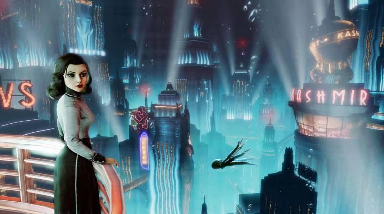 Ez a legjobb BioShock Infinite cosplay, amit valaha láttunk bevezetőkép