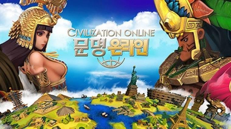 Civilization Online - két trailer az MMO-hoz bevezetőkép