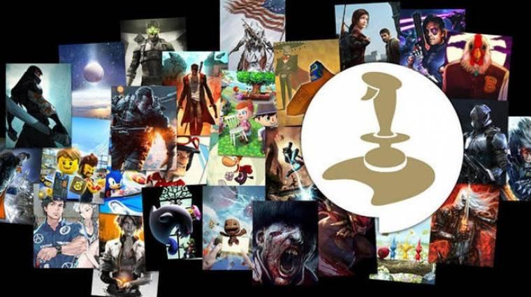 Golden Joystick Awards - az év játéka pedig a... bevezetőkép