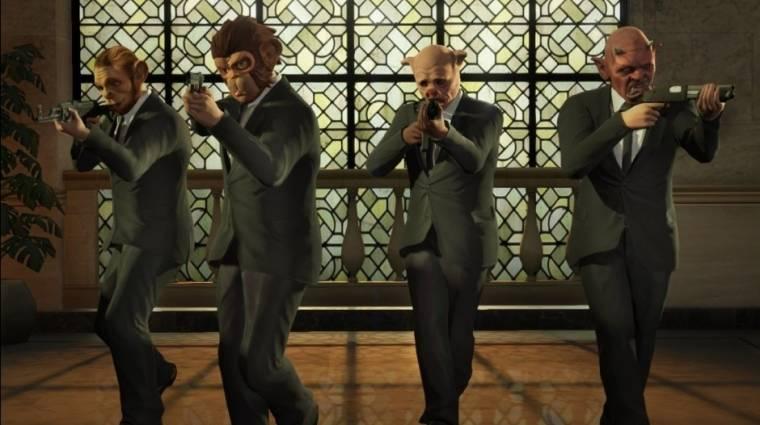 Grand Theft Auto Online - jövő héten új DLC jön? bevezetőkép