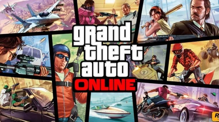 Grand Theft Auto Online - miért nincs még teszt? bevezetőkép