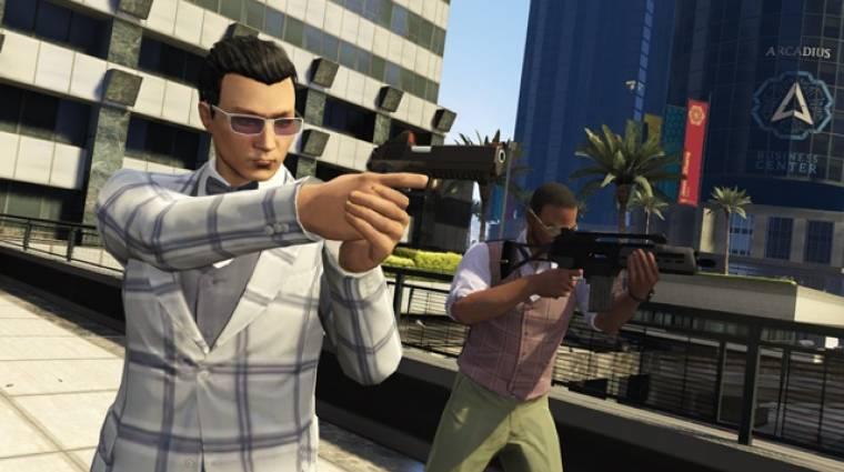 Grand Theft Auto Online - nem jön több frissítés a régi konzolokra bevezetőkép