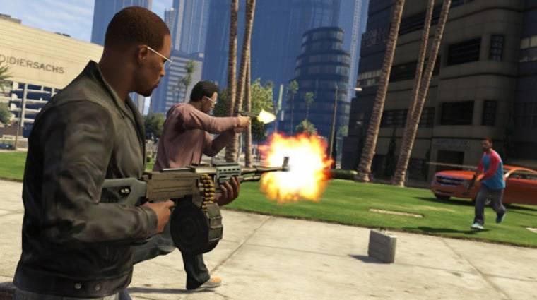 Grand Theft Auto Online - animációk, amiket a Heistok során láthatunk (videó) bevezetőkép