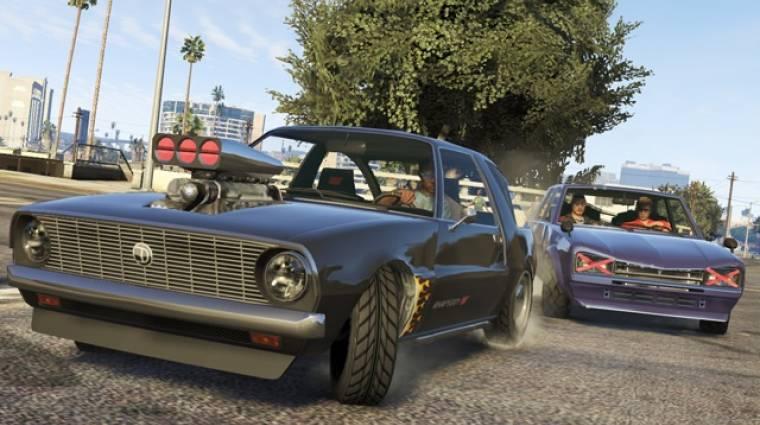 Grand Theft Auto Online - így lesz egy glitch-ből önálló játék (videó) bevezetőkép