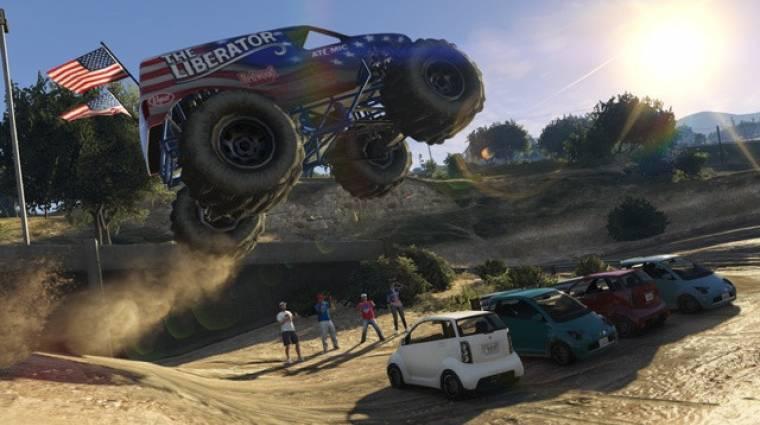 Grand Theft Auto Online - keményen lecsapnak a csalókra bevezetőkép