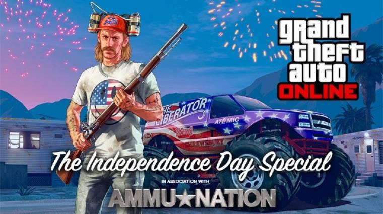 Grand Theft Auto Online - ünnepi DLC érkezett bevezetőkép