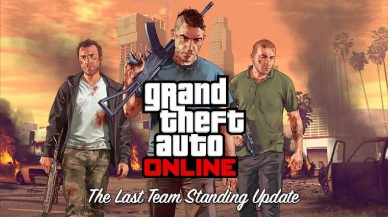Grand Theft Auto Online - 10 új meló a frissítésben bevezetőkép