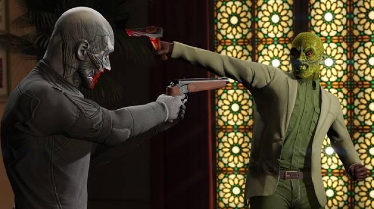 Grand Theft Auto Online - hogyan ölsz meg két lövedékkel három embert? bevezetőkép