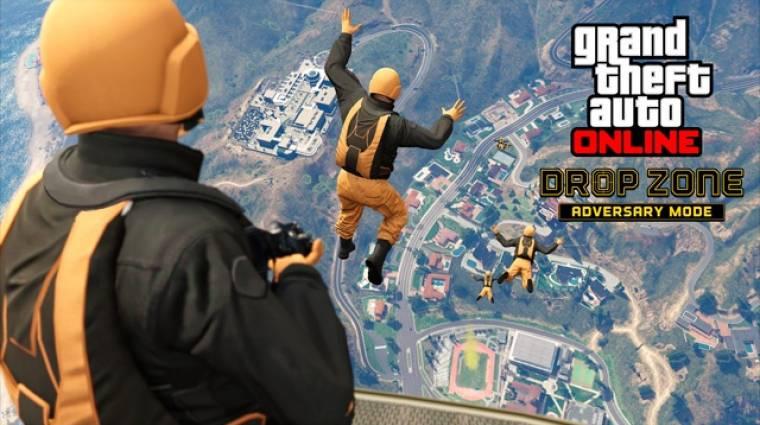 Grand Theft Auto Online - megint jött egy játékmód, készülhetünk a Valentin-napra bevezetőkép