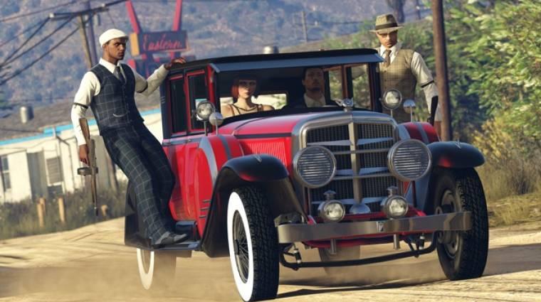 Grand Theft Auto Online - új módot és autót kapunk Valentin-napra bevezetőkép