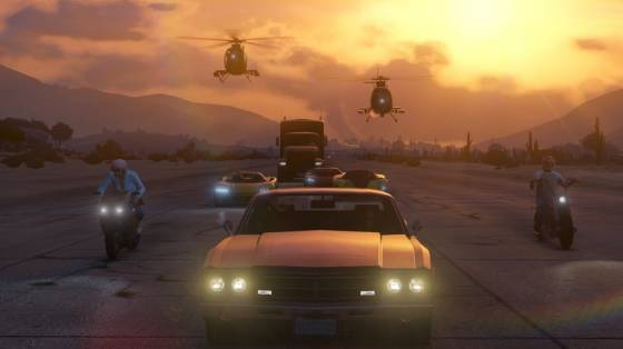 Grand Theft Auto Online infódoboz