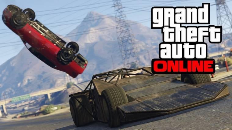 Grand Theft Auto Online - most két héten át bónuszokat szerezhetünk bevezetőkép