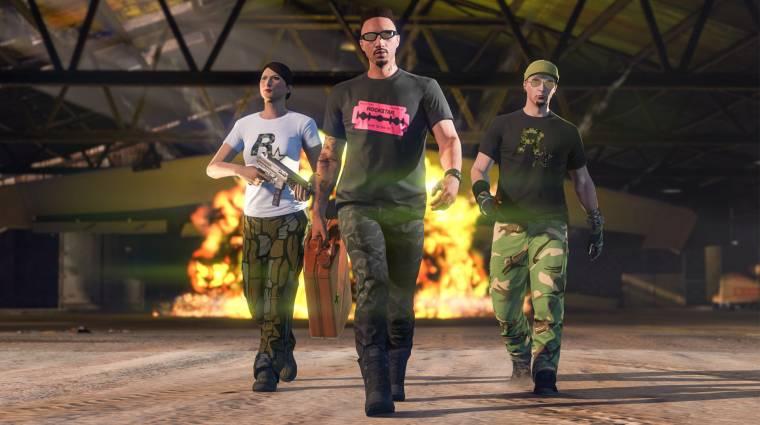 Grand Theft Auto Online - megdőlt a játékosszám-rekord bevezetőkép