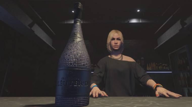 Grand Theft Auto Online - már méregdrága pezsgőkre is elverhetjük a pénzt bevezetőkép