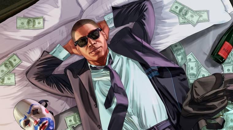 Eddig összecsalhattál nagy pénzeket a GTA Online-ban, de ennek vége bevezetőkép