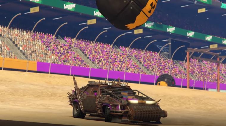 Grand Theft Auto Online - már Rocket League-ezhetsz is benne bevezetőkép