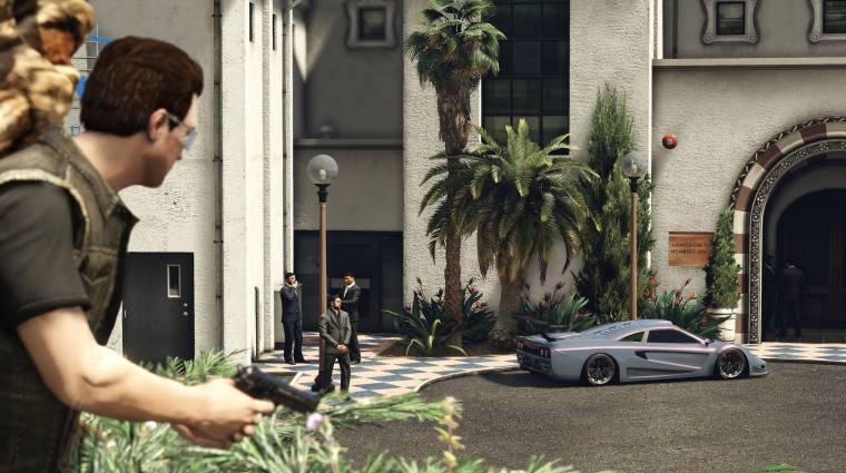 Grand Theft Auto Online - bekerült két vadonatúj fegyver a játékba bevezetőkép