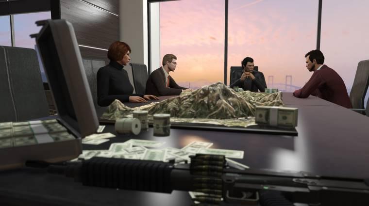 Grand Theft Auto Online - milliókat kaszáltak a játékosok egy exploit miatt bevezetőkép