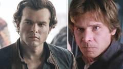 Rávarázsolták Harrison Ford arcát a Solo: Egy Star Wars történet jeleneteire, és a végeredmény bámulatos kép